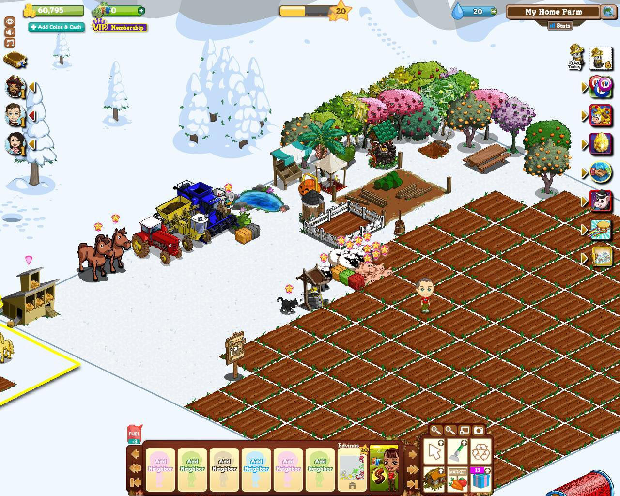 Zynga Shutting Down FarmVille Facebook
